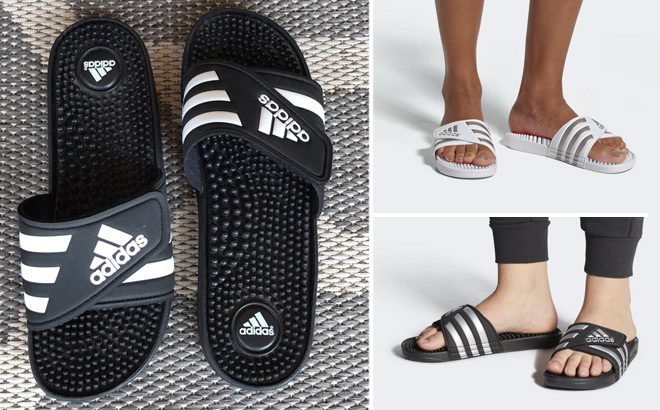 Adidas Women's Slides ONLY $14.99 + FREE Shipping (Regularly $30)