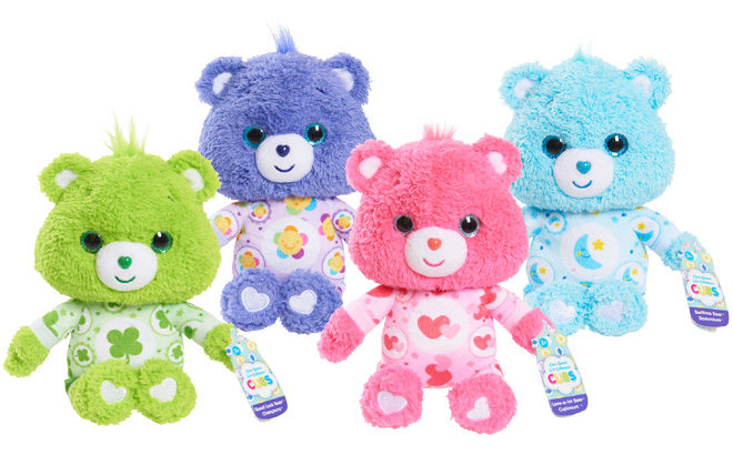 Care Bears Cubs 4-Pack Only $11.99 at Walmart (Reg $25) - Cyber Monday Deals!