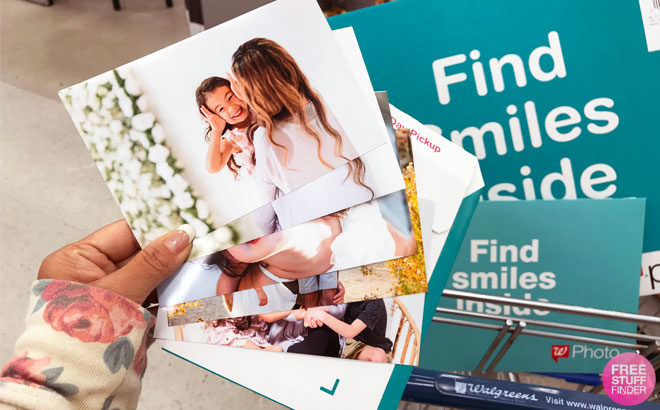 5 FREE 4×6 Photo Prints + FREE Pickup at Walgreens – Order Yours Now!