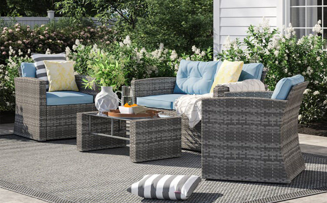 Up To 82 Off Outdoor Furniture Clearance Sale At Wayfair