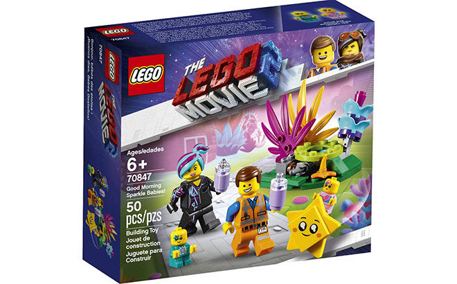 LEGO The Movie 2 50-Piece Building Kit for JUST $6.99 at Amazon (Reg $10)