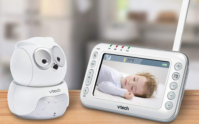 VTech Video Baby Monitor JUST $89.99 (Regularly $176) + FREE Shipping
