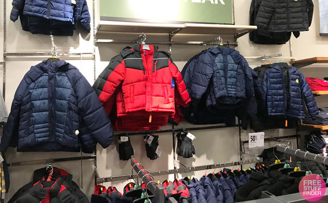 Up to 85% Off Outerwear for the Entire Family at JCPenney - From $10.49 (Reg $64)