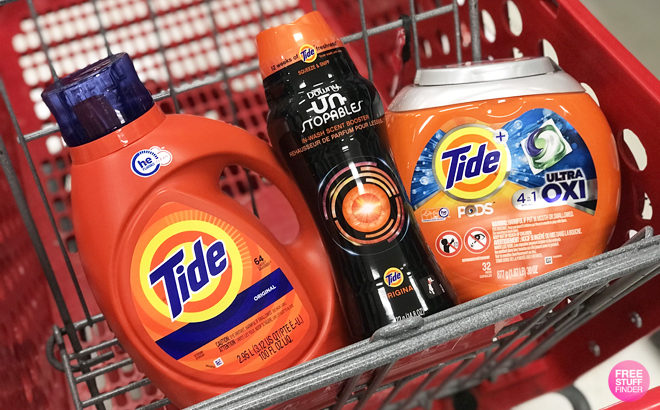 Laundry Related Product Deals This Week (1/5 – 1/11) – Save on Tide, Downy, Purex