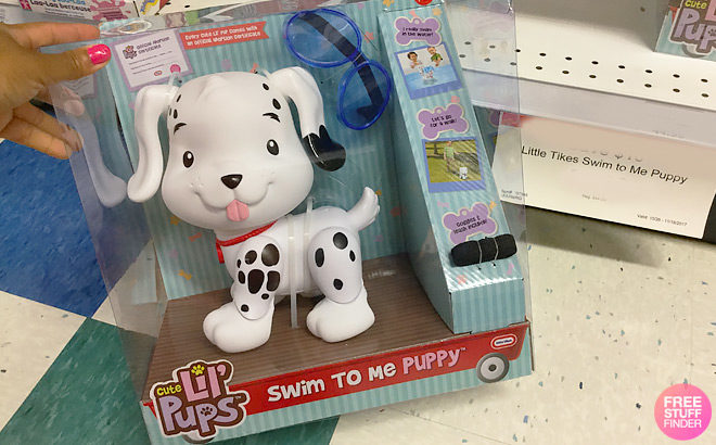 Little Tikes Swim to Me Puppy Toy JUST $9.64 at Amazon (Regularly $43) - Best Price!