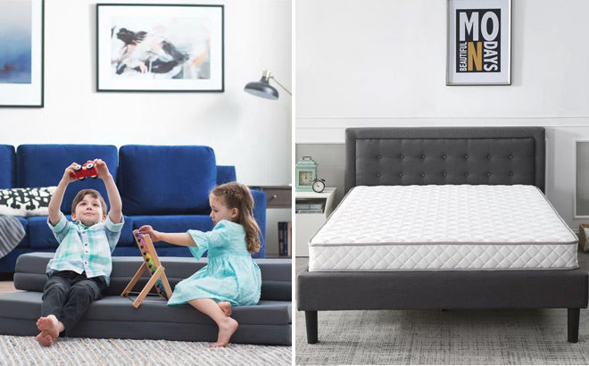 Up to 80% Off Mattress Clearance at Wayfair – Starting at JUST $87 + FREE Shipping!
