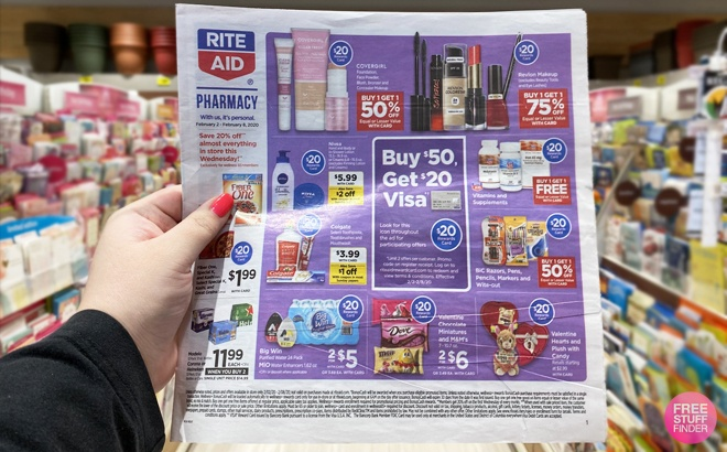 Rite Aid Weekly Matchup for Freebies & Deals This Week (1/26 – 2/1)