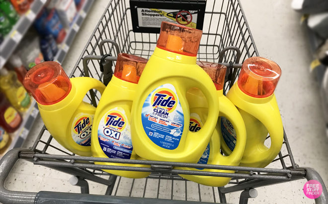 Laundry Related Product Deals This Week (1/12 – 1/18) - Save on Tide, Purex, Downy