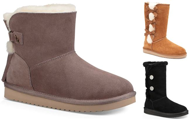 UGG Women's Boots On Sale Starting from JUST $49.99 at Kohl's (Regularly $90)
