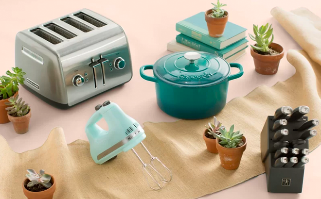 Up to 60% Off Small Kitchen Appliances at Wayfair - Starting at ONLY $17.49!