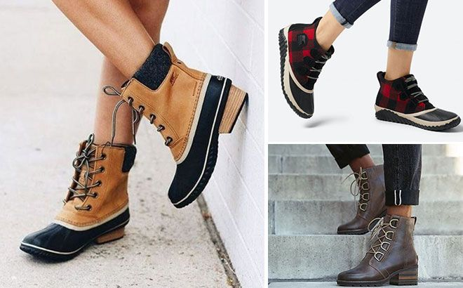 Sorel Boots 60% Off + FREE Shipping at Nordstrom (Starting at JUST $37.50!)