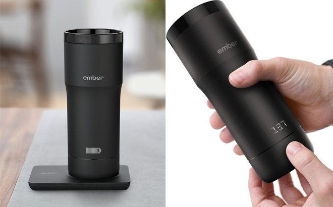 Temperature Control Travel Mug Just $89.99 + FREE Shipping (Reg $150) – Today Only!