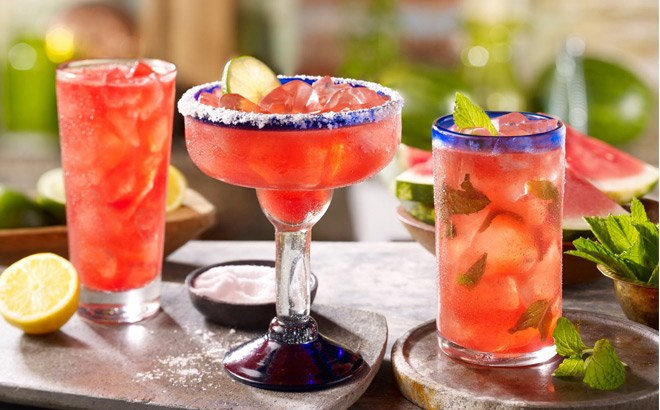 National Margarita Day Restaurant Deals (Today Only) - Snag $2 Margaritas!