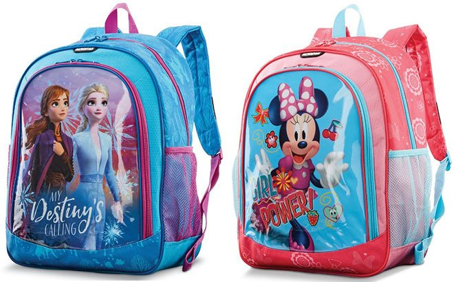 Disney Kids' Backpacks & Luggage From JUST $19.99 at Macy's (Reg $50) - Last Day!