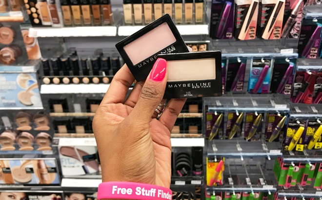 FREE Maybelline Blush & Eyeshadow Single at CVS + $3.22 Moneymaker