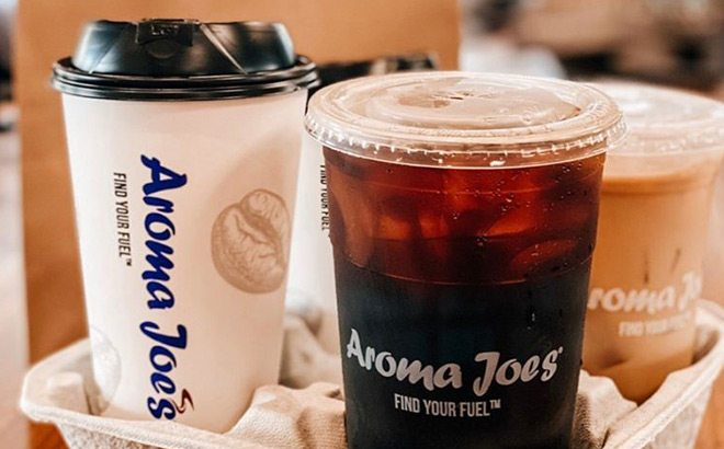 FREE Aroma Joe's Hot or Iced Coffee for Healthcare Workers