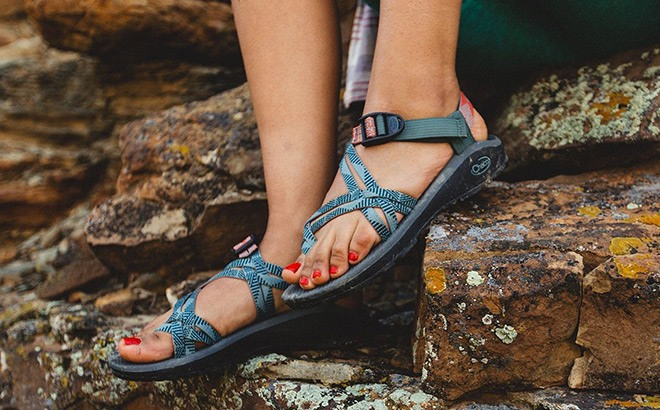 Chaco ZCloud Sandals for JUST $49.99 (Regularly $110) + FREE Shipping