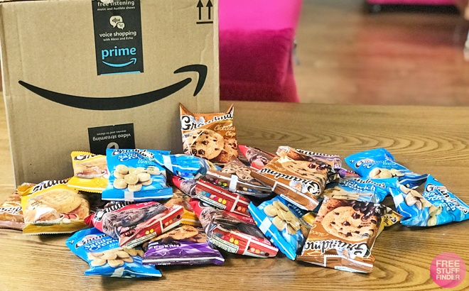 Grandma's Cookies 60-Count ONLY $20.89 at Amazon - That's Just 35¢ Per Bag!