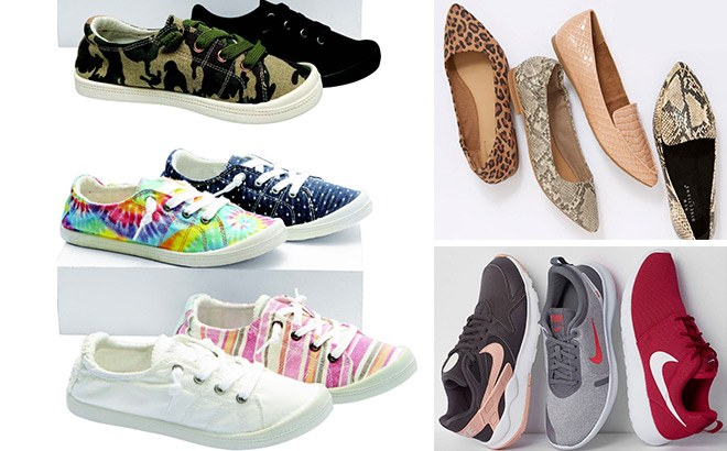 Shoes for the Whole Family Up to 50% Off (Nike, Converse, Vans, Adidas, Carter's)