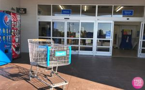 Walmart Has Changed Their Shopping Process to Encourage Social Distancing