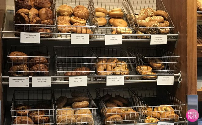 Possible FREE Bagel EVERY DAY for MyPanera Reward Members