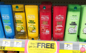 Garnier Hair Care Starting at ONLY $1.83 Each at Walgreens.com + FREE Shipping!