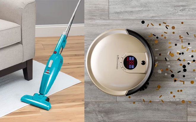 Up to 80% Off Vacuums at Wayfair - Starting at JUST $34 (Dyson, Roomba, Shark)