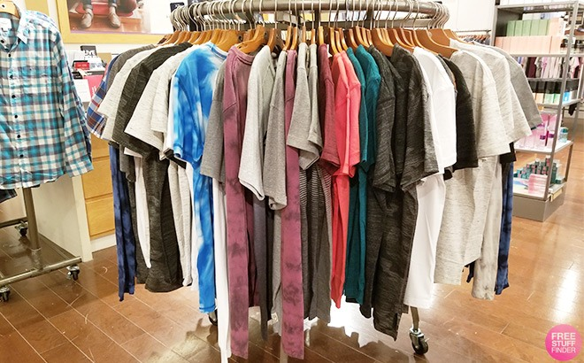 American Eagle Men's Tees 50% Off (Starting at JUST $9.97) - Today ONLY!