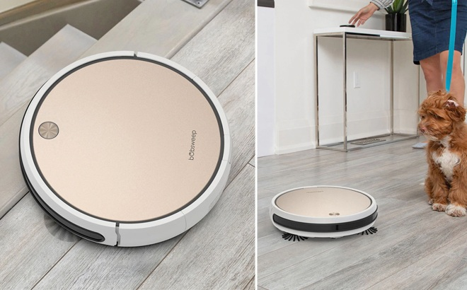 BObsweep Pro Robot Vacuum JUST $149 + FREE Shipping (Today Only!)