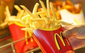 FREE McDonald's Medium Fries Every Friday with Just $1 Purchase - Don't Miss!