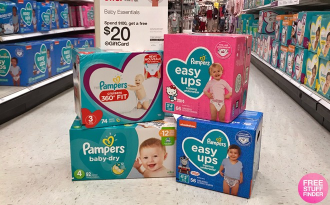Huggies Special Delivery Diapers ONLY $12 Each at Target (Reg $22) - Load Circle Now!