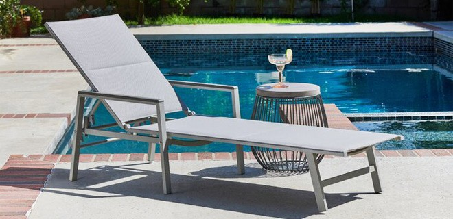 Up to 81% Off Patio Chaise Loungers at Wayfair + FREE Shipping