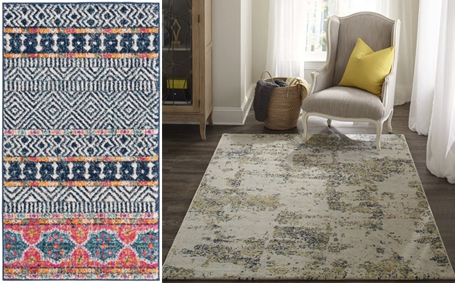 Area Rugs Starting at ONLY $8.46 at Target.com (Regularly $12) - Tons of Styles!