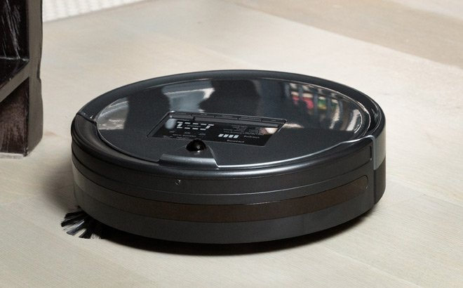 bObsweep PetHair Plus Robot Vacuum for JUST $199.99 + FREE Shipping at Best Buy