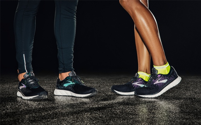 Up to 62% Off on Brooks Women's & Men's Running Shoes - Starting at ONLY $44.99