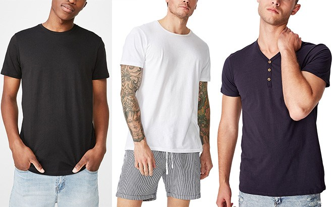Cotton On Men's Apparel From JUST $5.59 at Macy's (Regularly $10) - So Many Choices!