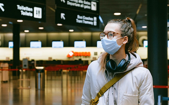 Air Travel Safety is Undergoing Changes - Face Masks, Shields, Fever Screenings