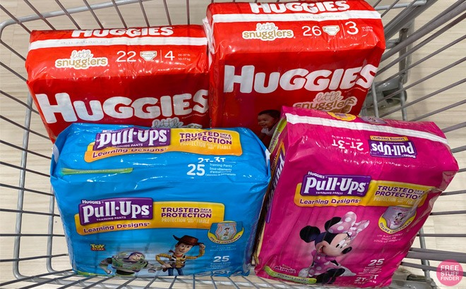 Baby Products (Huggies, Pampers and More) $10 Off $50 at Amazon - From ONLY $13 Each