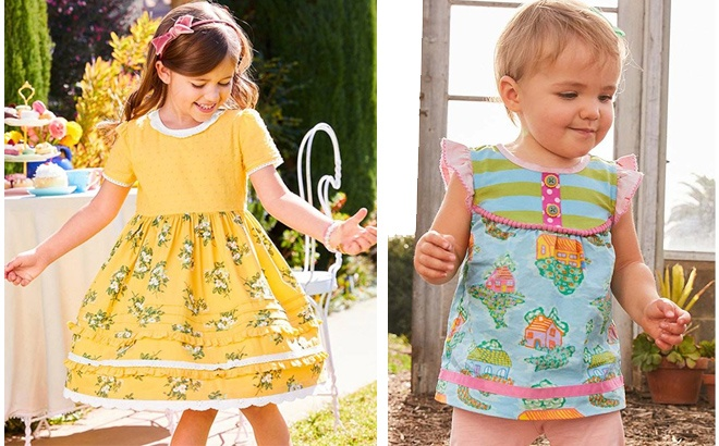 Up to 70% Off Matilda Jane Baby & Kids' Clothing at Zulily - Many Styles Available