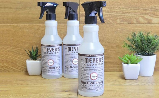 Mrs. Meyer's Lavender Multi-Surface Everyday Cleaner IN STOCK at Target.com