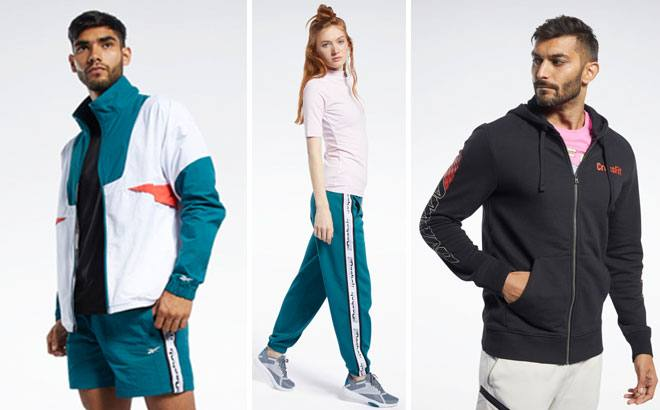 Reebok Shoes & Apparel Up to 60% Off – From JUST $3.98 + FREE Shipping (Reg $15)