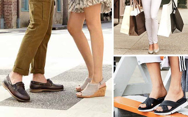 2 for ONLY $89 on Select Women's and Men's Shoes (Reg $120) - That's $44.50 Each!