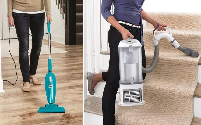 Up to 83% Off Vacuums at Wayfair - From JUST $32 (Shark, bObsweep, Dyson, Bissell)