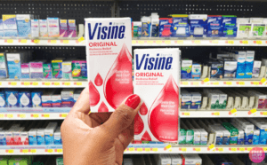 Visine Eye Drops for ONLY 64¢ at Walmart (Regularly $4) - Print Coupon Now!