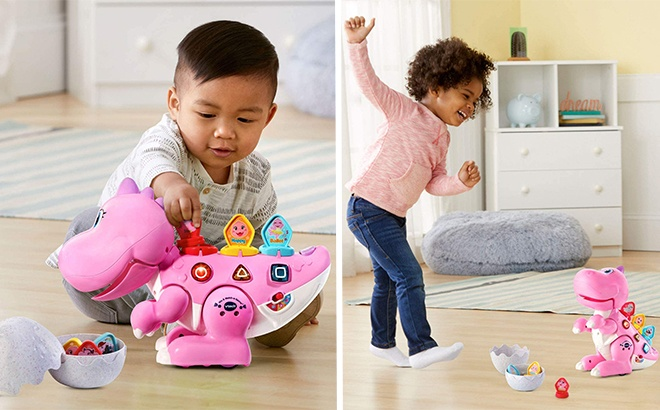 VTech Mix and Match-a-Saurus ONLY $18.38 at Amazon (Regularly $35) - So Cute!