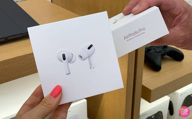 Apple Airpods Pro Refurbished Only 208 Free Shipping Regularly 245