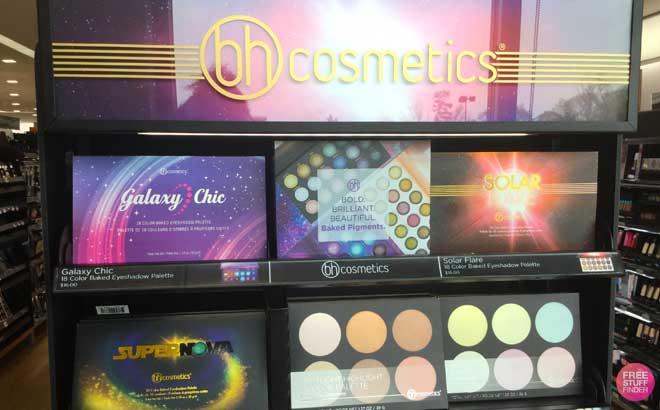 Up to 70% Off BH Cosmetics Sitewide From ONLY $1.75 – Lipstick, Eye Shadow Palette