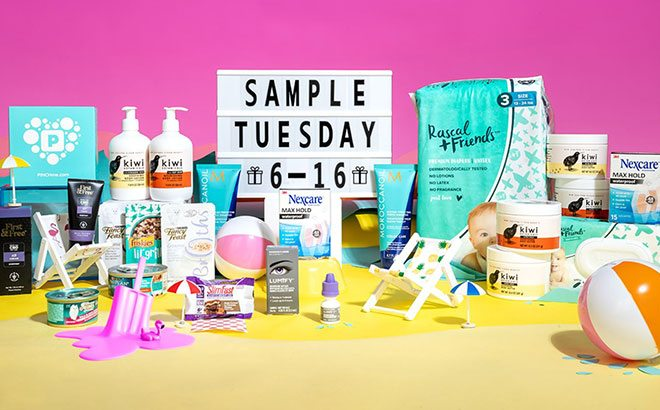 FREE Deluxe Sample Box from PinchMe + FREE Shipping (Get Ready!)