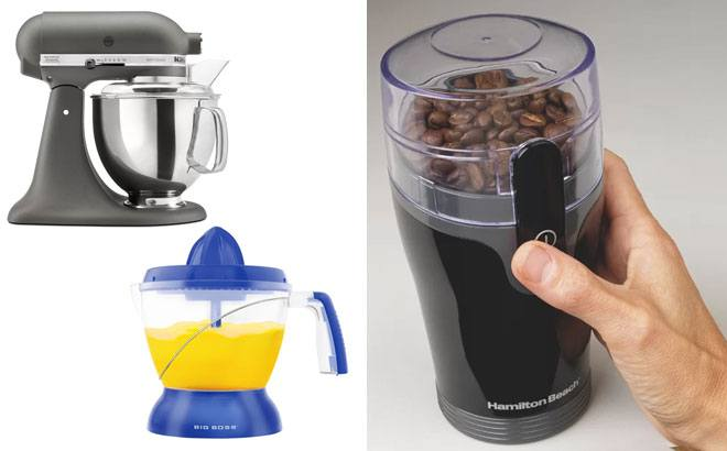Up to 60% Off Small Kitchen Appliances at Wayfair - Starting at JUST $17 (Reg $25)