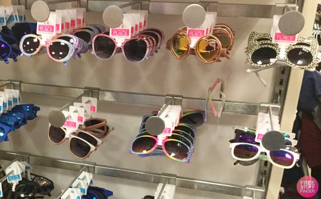 The Children's Place Girls' Sunglasses for JUST 99¢ + FREE Shipping (Regularly $8)